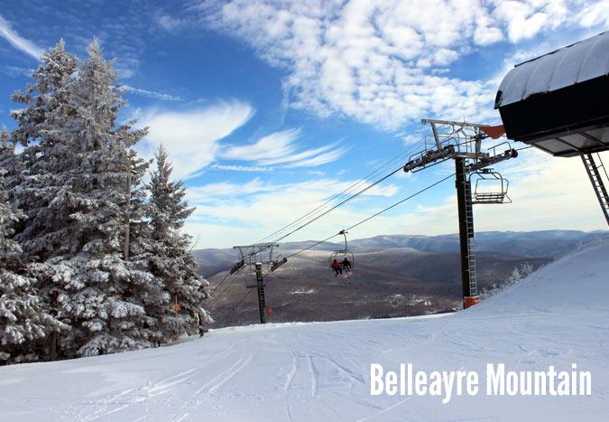 Belleayre Mountain Catskill Skiing