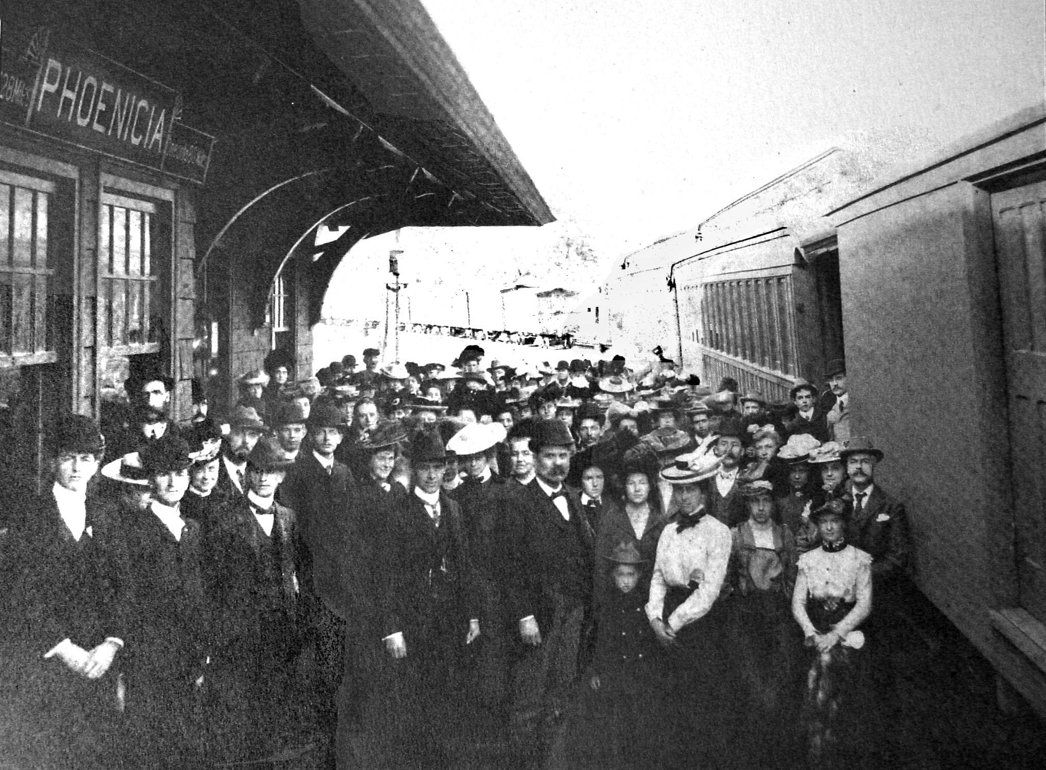 ESRM 1900 train
