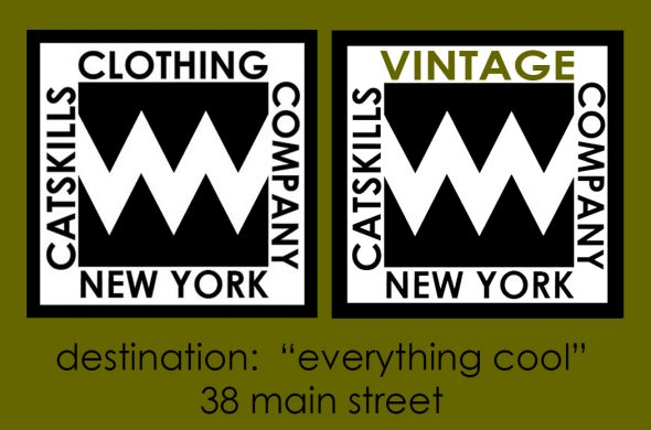 Catskills Clothing Company Vintage Phoenicia New York In The Catskill Mountains