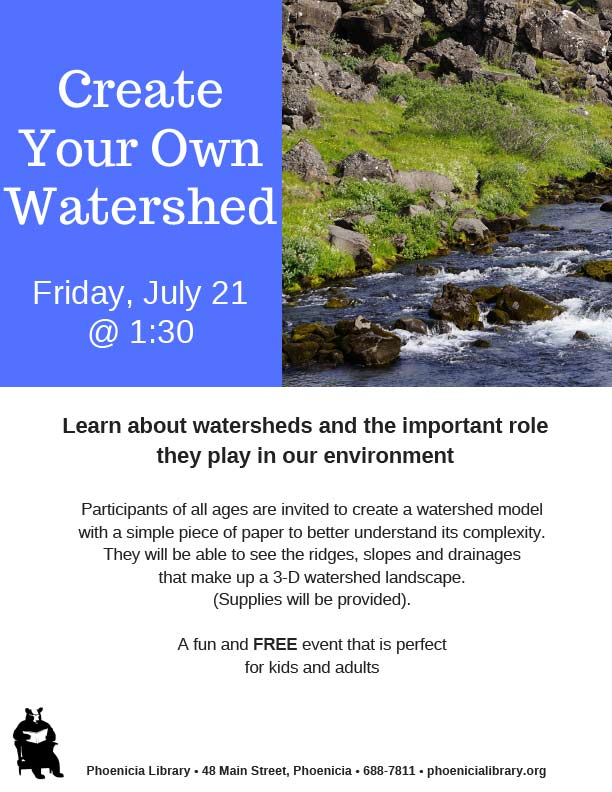 Create-Your-Own-Watershed