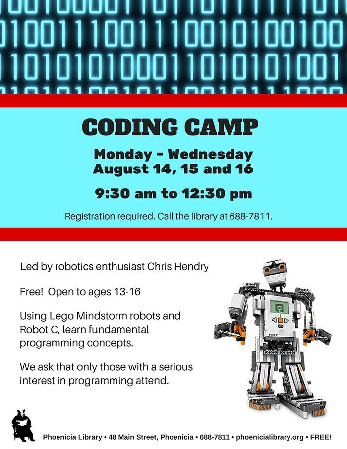 Programming Camp