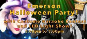 Emerson Resort Halloween Party