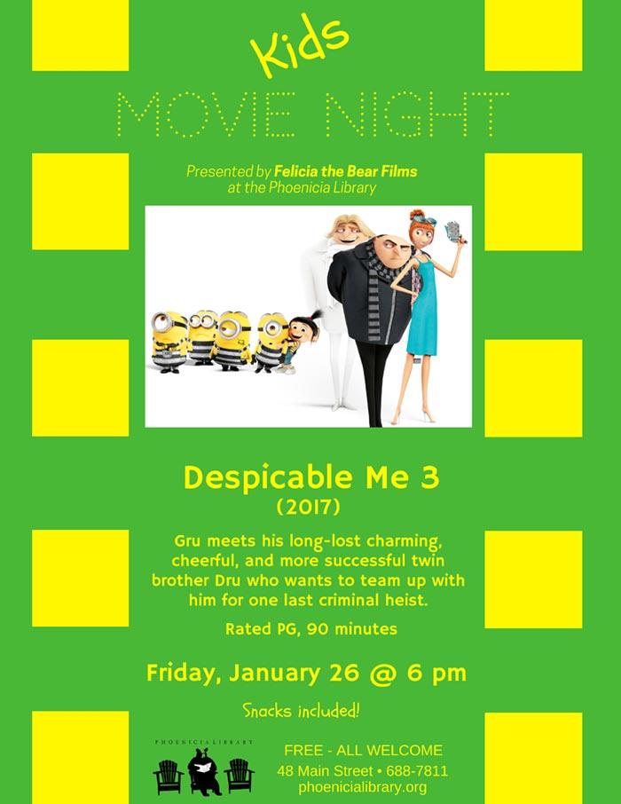 despicable me 3 movie 123