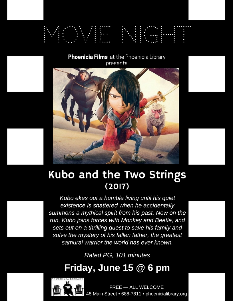 Movie Night_ Kubo and the Two Strings