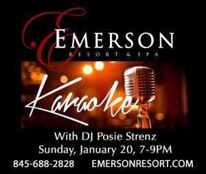 Emerson Karaoke