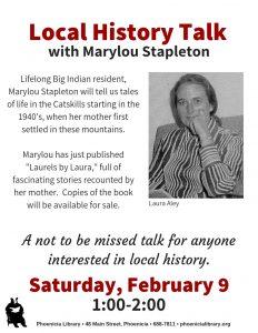 Marylou Stapleton