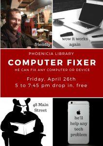 Computer Fixer April