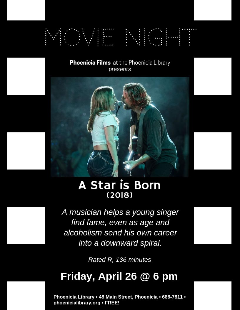 Movie Night_ A Star is Born