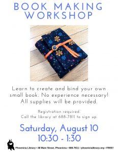 Book Making Workshop