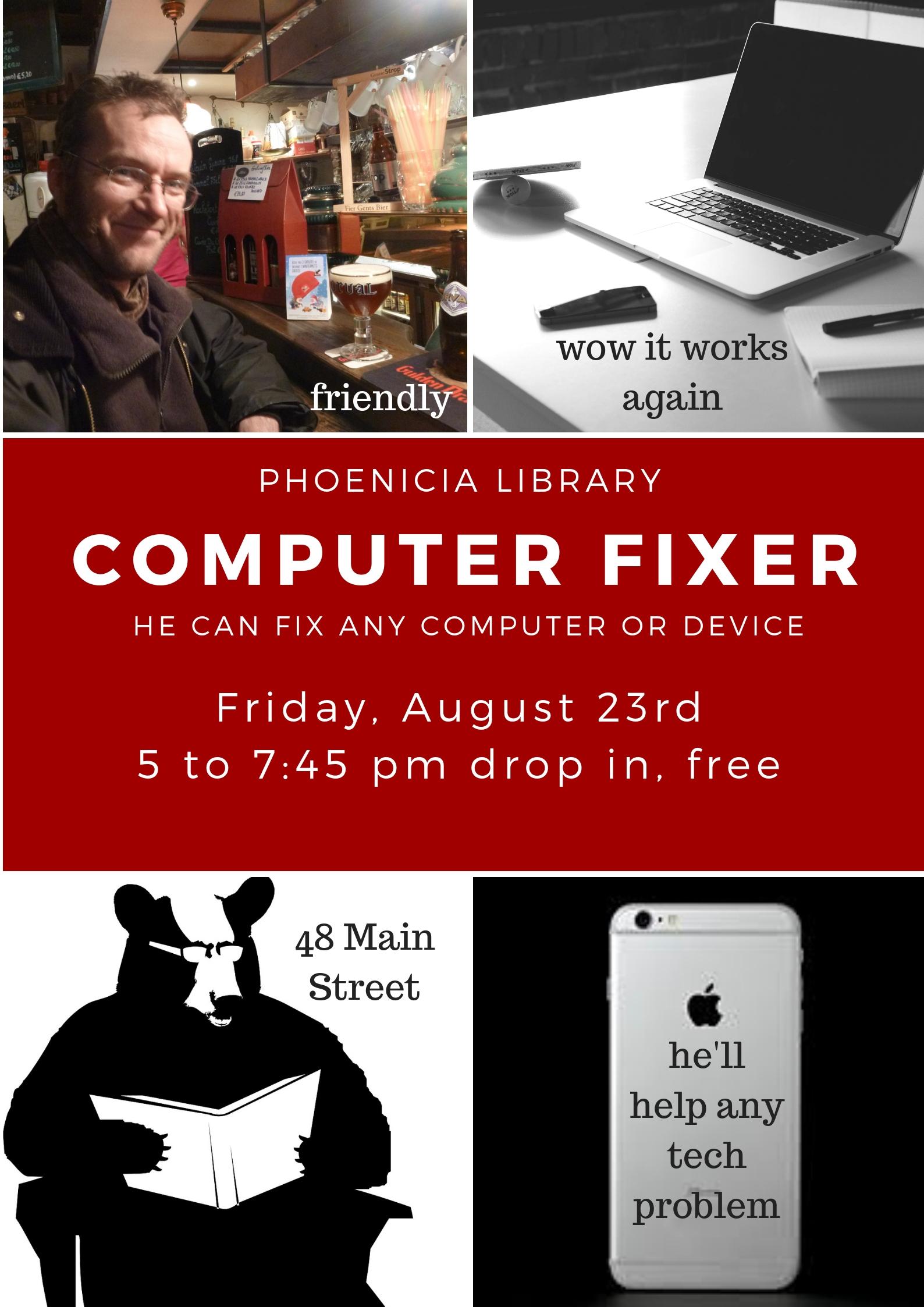Computer Fixer August