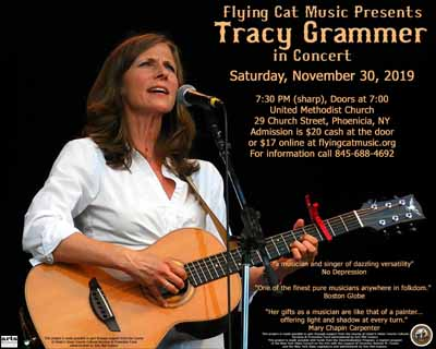 Tracy Grammer