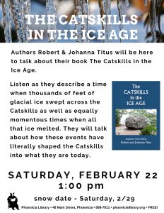Catskills in the Ice Age