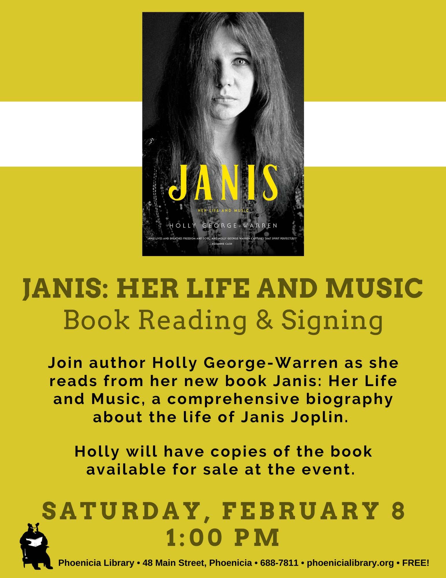 Janis Reading