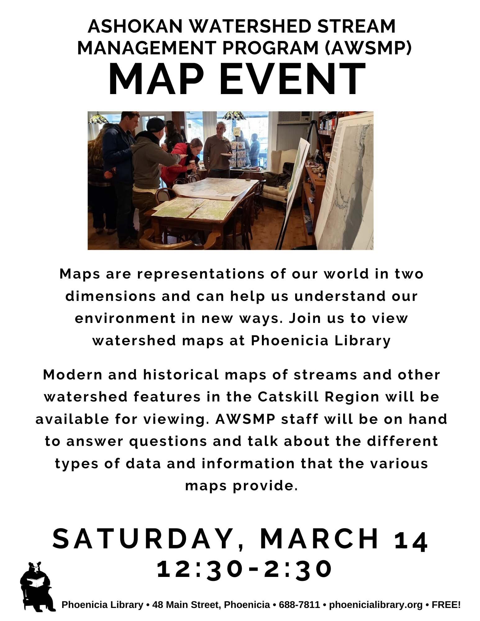 Stream Map Cornell Cooperative