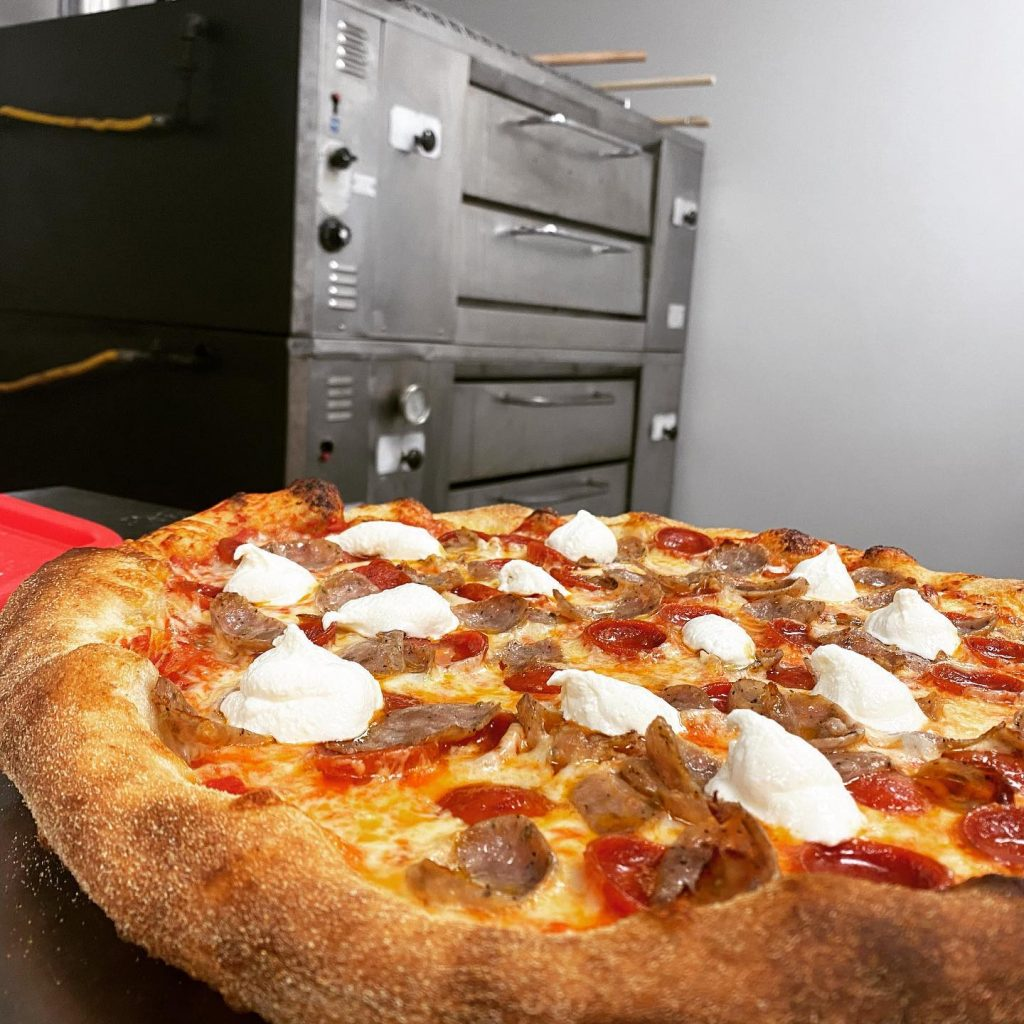 Pizza in the Catskills