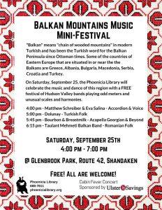 Balkan Music Event